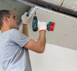 Монтаж подвесного потолка. Четыре важные ошибки