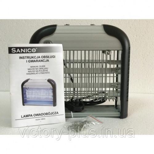 Уничтожитель насекомых Sanico IK 204-12W 50мкв